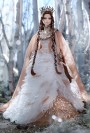 Lady of the White Woods Barbie Review